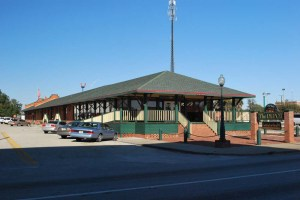 Arcadia station
