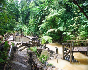 Sulpher Spring Dominica
