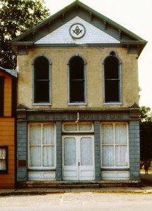 Metamora Indiana Masonic Lodge