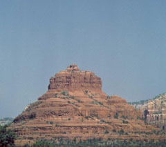 photo of bell rock
