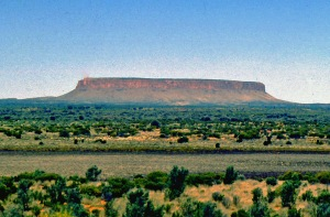 photo of Mount Connor