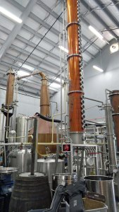 photo of the cayman spirits distillary