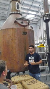 photo of Cayman Spirits still