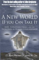 photo of the book A New World if You Can Take it