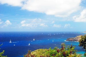 photo of sail boats