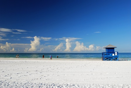 photo of siesta key