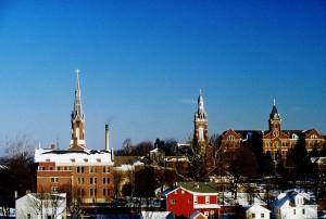 photo of Oldenburg, Indiana