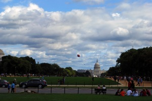 photo of Capitol in our nations capitol